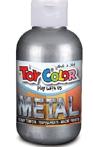 Superwashable metal tempera 250 ml