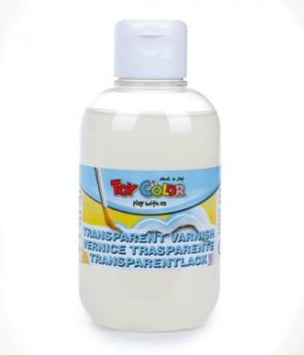 Transparent varnish 500 ml