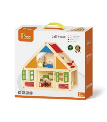 Doll House 24pc