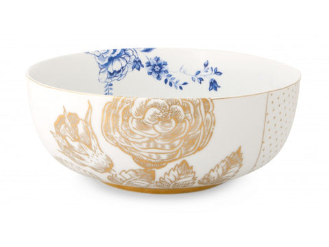 Pip Studio Bowl Royal White