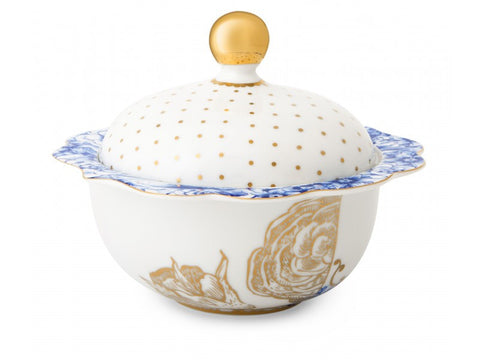 Pip Studio Sugar Bowl Royal White