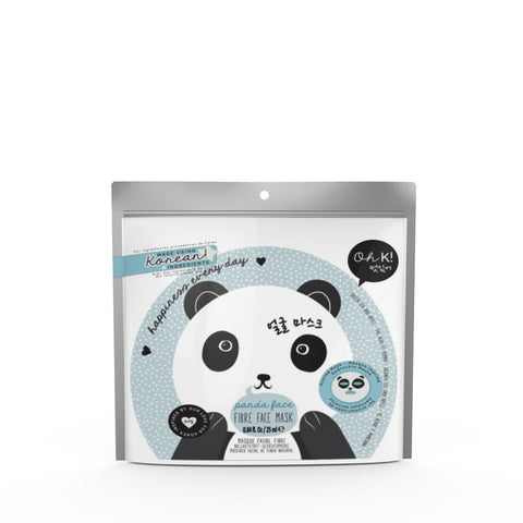 Oh K! Panda Face Mask