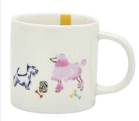 Joules Par-Tea Animal Mug