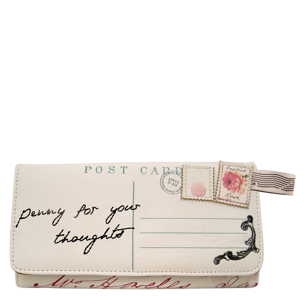 Penny For Your Thoughts Wallet