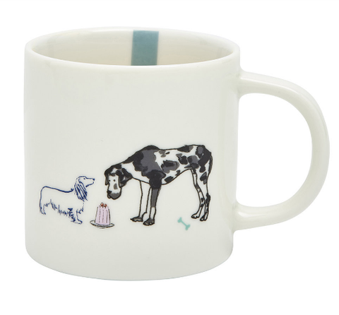 Joules Par-Tea Animals Mug