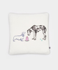 Joules Great Dane Cushion