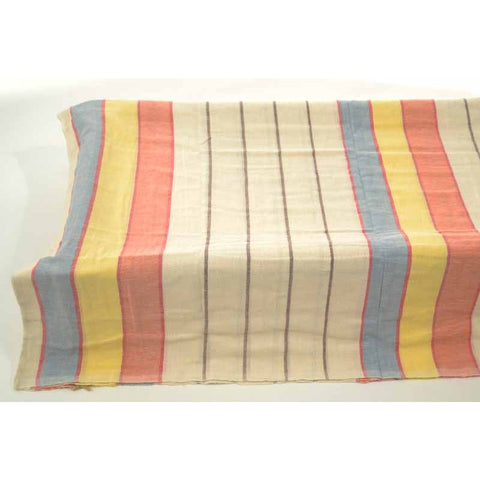 Large Hand Woven Throw