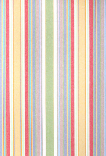 Marseilles - many coloured ticking