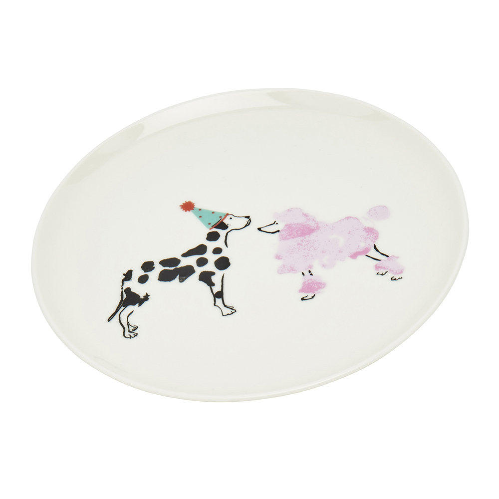Joules Par-Tea Animals Plate