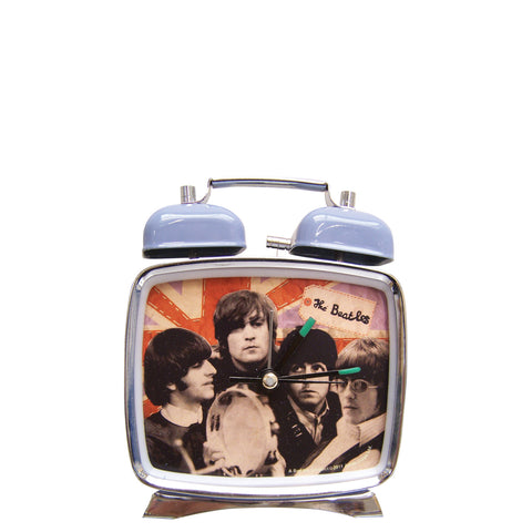 The Beatles Union Jack Alarm Clock