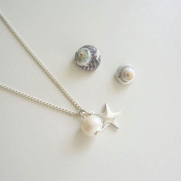 Pearl of Wisdom Necklace - Hawthorn and Co - 2