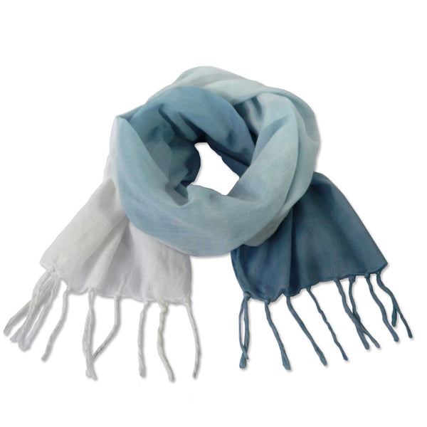 Shore Ombre Scarf - Hawthorn and Co