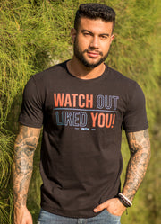 T-SHIRT PREMIUM WHATCH OUT