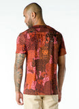 T-SHIRT DIG ANIMAL PRINT