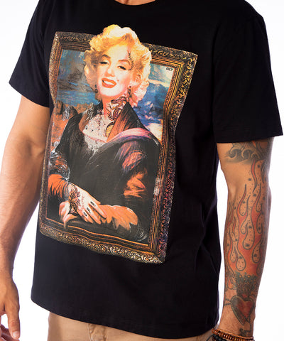 T-SHIRT PREMIUM MARYLIN