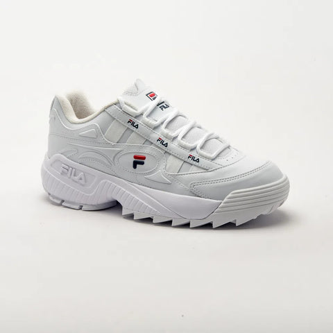 COMBO FILA D-FORMATION BRANCO + 2 T-SHIRT'S