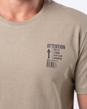 T-SHIRT POP ATTETION