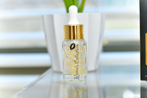 24k Gold Liquid Hyaluronic Acid Moisturizing Face Serum