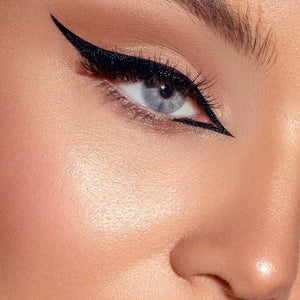 Waterproof liquid  black eyeliner