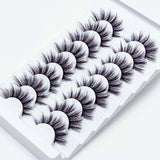 Lexy 8 Pairs  Dramatic Lashes