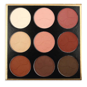 Diva contour ,blush and highlight  Palette