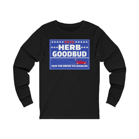 Image of Long Sleeve Join the drive to legalize