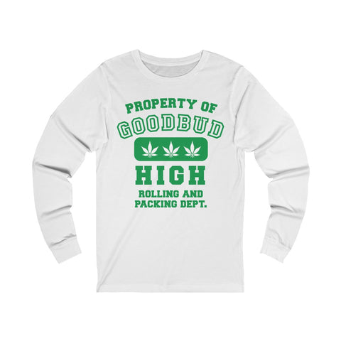 Image of Long Sleeve Goodbud High