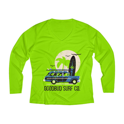 Women's Long Sleeve Performance Surf Co