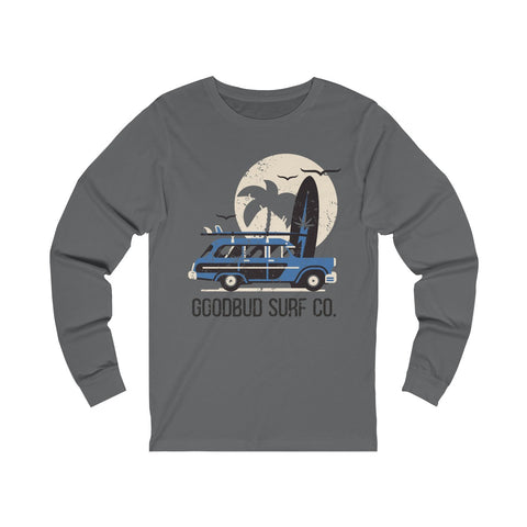 Image of Long Sleeve Goodbud Surf Co.