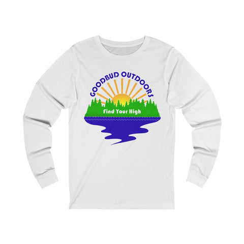 Image of Long Sleeve Goodbud Outdoors