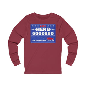 Long Sleeve Join the drive to legalize