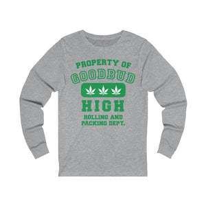 Long Sleeve Goodbud High