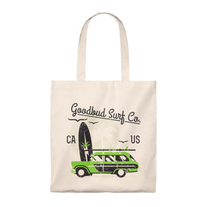 Tote Bag - Vintage Goodbud Surf Co