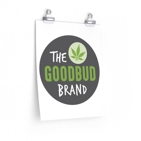 Image of Posters Goodbud Logo