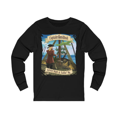 Image of Long Sleeve Gettin' High and Sailin' By