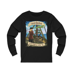 Long Sleeve Gettin' High and Sailin' By