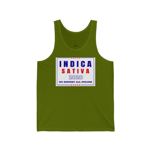 Men's Tank We Support All Strains