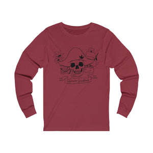 Long Sleeve Captain's Flag