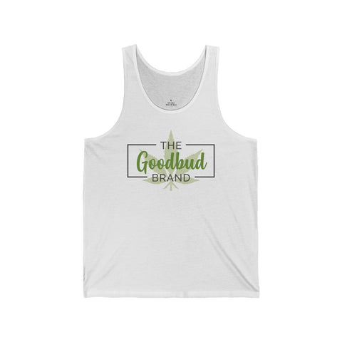 Men's Tank Leaf Logo