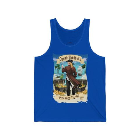 Image of Men's Tank Pleasure Island