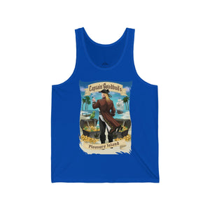Men's Tank Pleasure Island