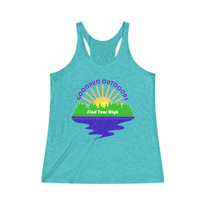 Women's Tanktop Goodbud Outdoors