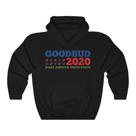 Image of Hoodie 2020 Make America Green Again