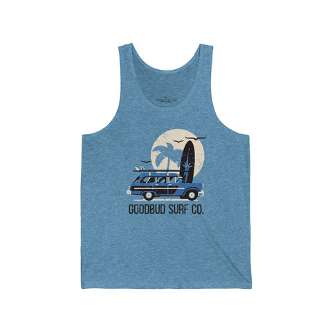 Image of Men's Tank Goodbud Surf Co.