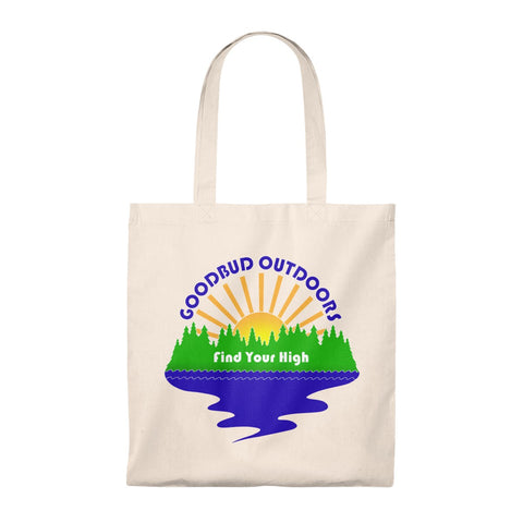 Image of Tote Bag - Vintage Goodbud Out