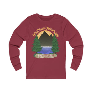 Long Sleeve Goodbud Outdoors Find Your High