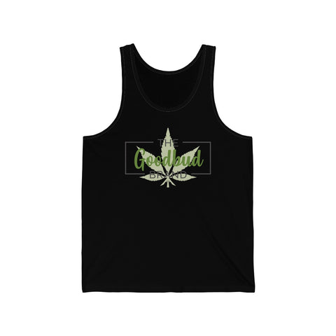 Image of Men's Tank Leaf Logo