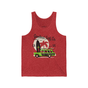 Men's Tank Goodbud Surf Co. Alternative