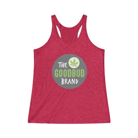 Image of Women's Tanktop Goodbud Logo