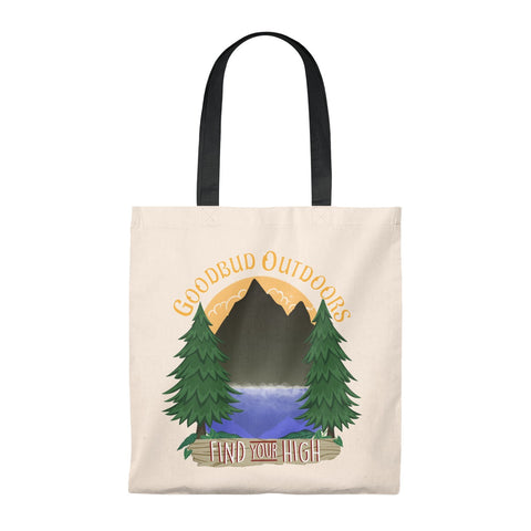 Image of Tote Bag - Goodbud Outdoors